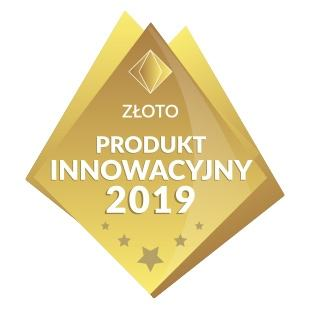 """2019 INNOVATIVE PRODUCT"" GOLD"